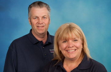 Owners of Kenmar Basement Systems