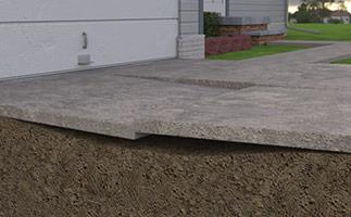 Concrete Leveling in Greater Fort Smith