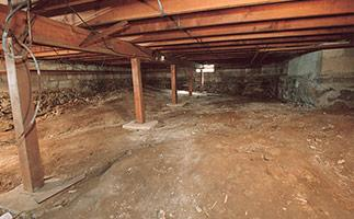 Crawl Space Repair in Greater Fort Smith