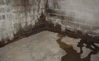 Basement Waterproofing in Greater Fort Smith