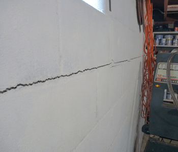 Bowing Wall