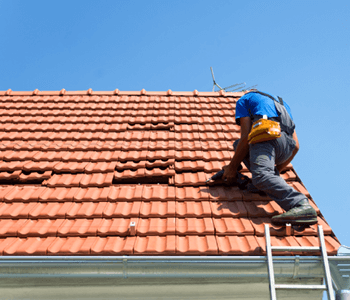 Composite Roof Repair