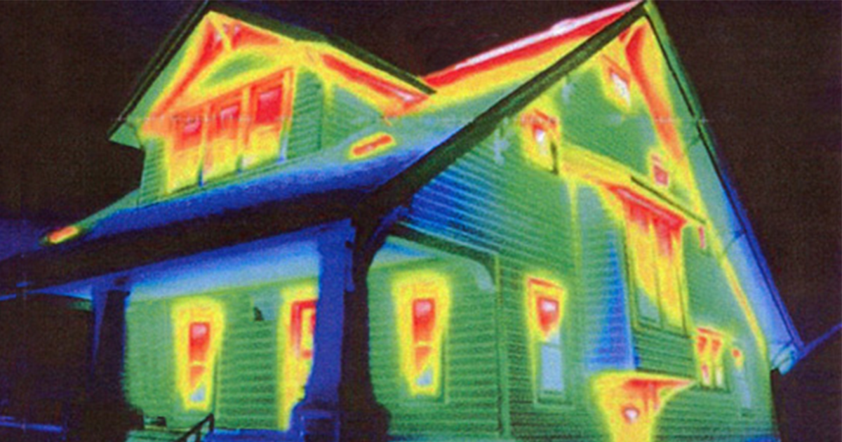 [exterior thermal image]