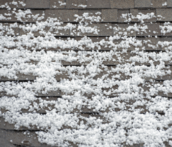 Hail of Roof