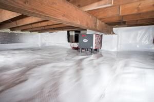 Healthy Crawl Space