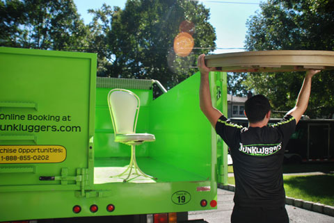 Furniture Removal in Fairfield & Westchester Counties