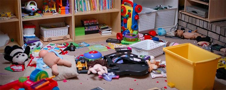 With young children in the house, sometimes it feels like toys are everywhere at...