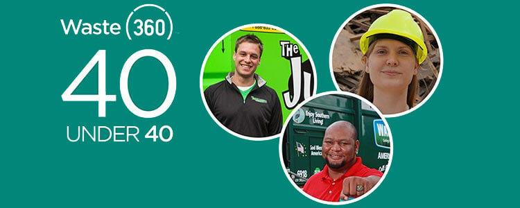 We are proud to announce that our founder & CEO Josh Cohen was named one of Waste360's top 40 professionals...