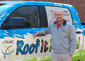 [owner] of ARAC Roof It Forward