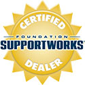 Foundation Supportworks Certified Quality