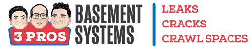 3 Pros Basement Systems