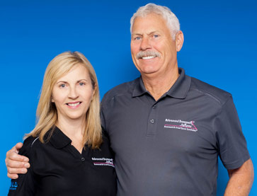 Owners of Advanced Basement Systems