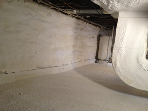 Basement Spray Foam Insulation In Chatham Sarnia Windsor London