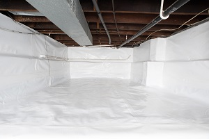 Cleane Vapor Barrier After In Long Beach