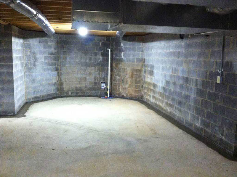 Basement Waterproofing Contractors ...
