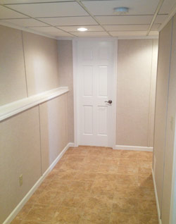 Waterproof Basement Walls in Middle River, MD