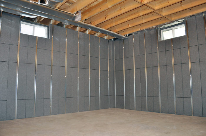 Basement insulation total basement finishing can for Types of insulation for basement
