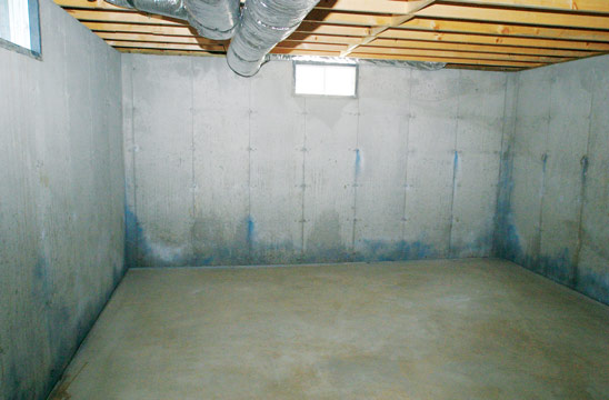 Basement Wall Finishing Systems Total Basement Finishing