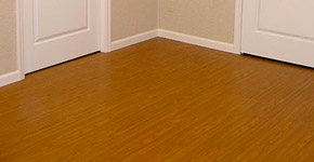 Finishing basement flooring products