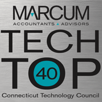 Tech Top 40 Logo