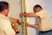 Our trained basement remodelers