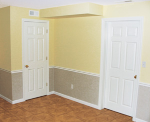 Better ... & Basement Wall Restoration | Wet Drywall Repair Solution