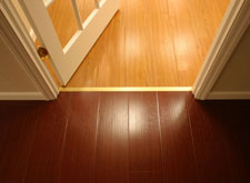 Beatiful Basement Flooring in Minot, ND