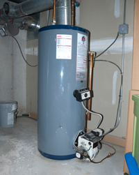 Water Heater Types Tankless Heaters Heat Pump