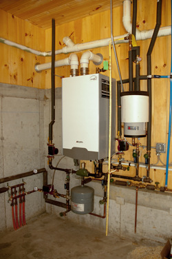 Hydronic Heating Systems Installed Radiant