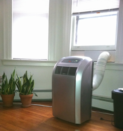 Portable Air Conditioners Window Mounted Freestanding