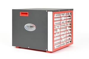 SaniDry Sedona dehumidifier unit