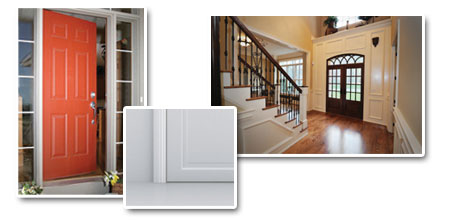 Replacement door  sc 1 st  Dr. Energy Saver & Replacement Door | Wood Steel Fiberglass Exterior Doors