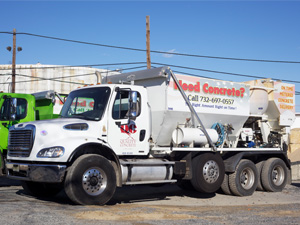 Quality Concrete serving New Jersey