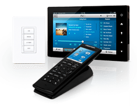 control your home from a tablet
