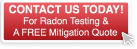 Schedule radon testing in Iowa and Wisconsin