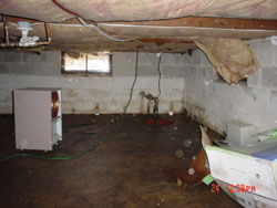 Crawl Space Vents in Wilkes County North Carolina
