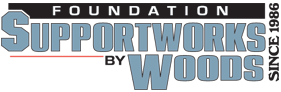 Foundation Supportworks by Woods Serving Illinois &  Missouri