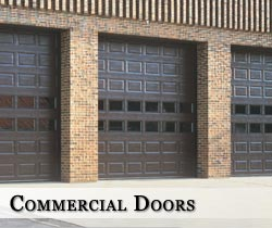 Commercial doors installed in Eau Claire