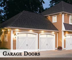 New garage doors in Duluth