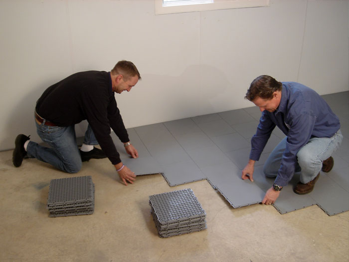 Cold Floors Over Basements How To Create A Warmer Floor