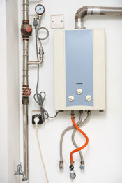 Water Heaters from Frank's Mr. Plumber
