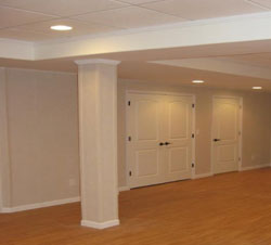 basement finishing cost basement remodeling pricing duluth