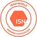 ISNET World Logo