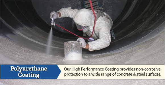 We are the Minnesota & North Dakota Polyurethane Coating Experts!