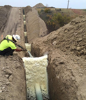Pipeline Services in Minnesota & North Dakota