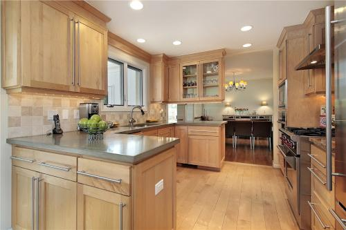 Wood Custom Cabinets in Greater Erie