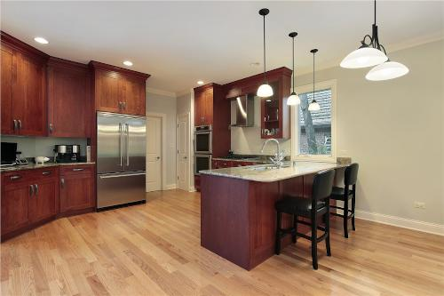 Kitchen Cabinet Refacing Contractor in Greater Warren, PA and NY