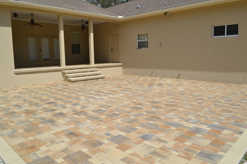 Patio Pavers In Tampa Saint Petersburg Clearwater