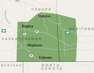 Our Saskatchewan and Manitoba Service Area