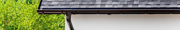 Gutters and Downspouts in CT, including Danbury, Redding & Easton.